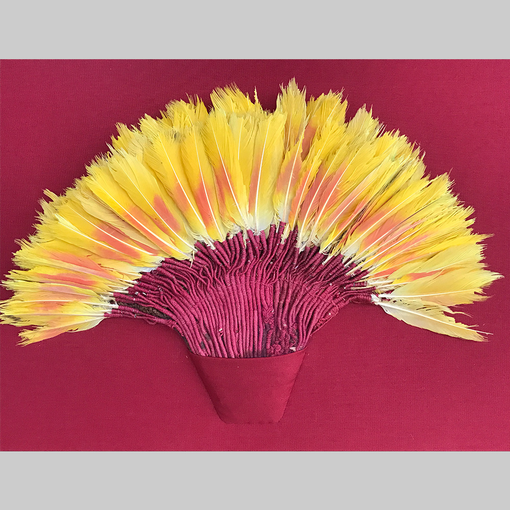Feather Headdress (Fan?)