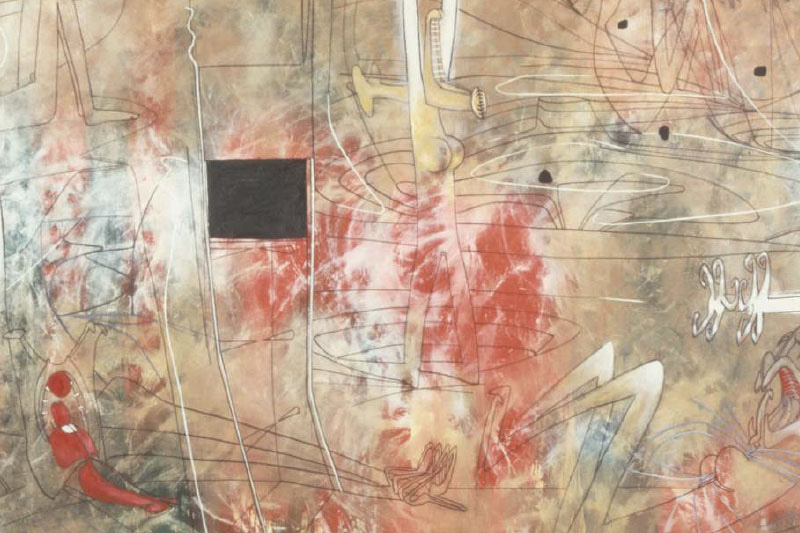 Roberto Matta – The Fourth Way (postponed)